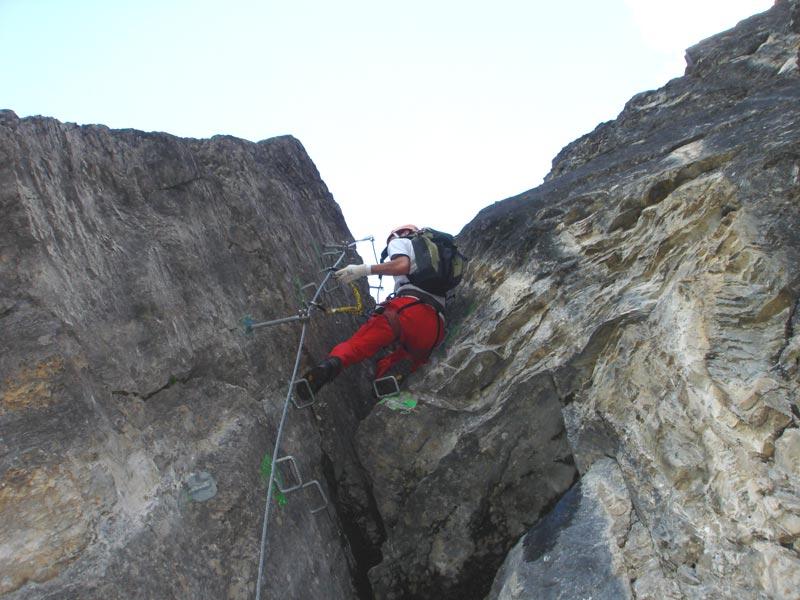 Klettersteig Gerlossteinwand : Gerlossteinwand klettersteig u m news
