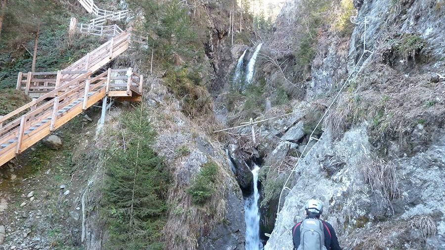 Klettersteig Zillertal : Klettersteig zimmereben mountain sports zillertal