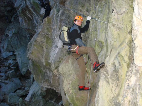 Klettersteig Zimmereben : Zillertal klettersteig huterlaner und zimmereben